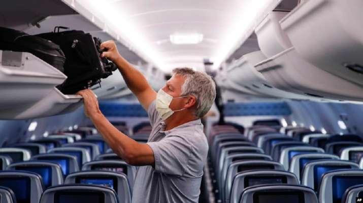 air travel us india