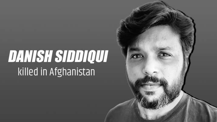 Danish Siddiqui was embedded with Afghan forces that came