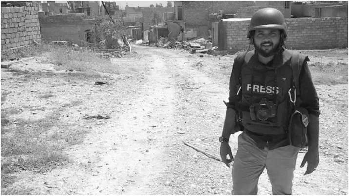 US mourns Indian photojournalist Danish Siddiqui's death