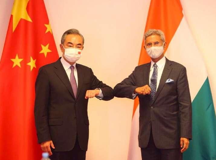 India china border dispute, india china ladakh dispute, status quo, s jaishankar wang yi meeting,