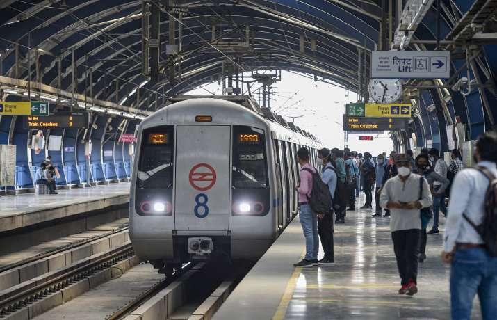 delhi metro,delhi metro news,delhi metro pink line, delhi metro latest updates