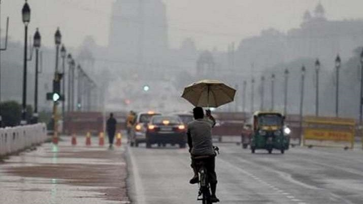 Monsoon in Delhi! IMD predicts 'heavy to very heavy rains'