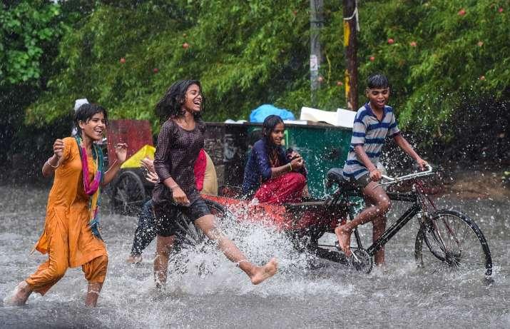 monsoon delhi