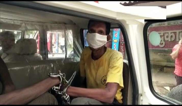 India Tv - Chhattisgarh man kills son by drowning him in pond in Dhamtari, arrested