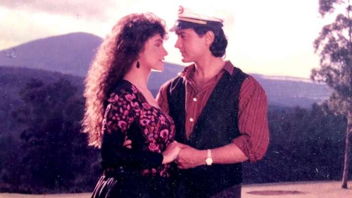 Aamir Khan, Pooja Bhatt starrer 'Dil Hai Ke Manta Nahin' clocks 30 years: Actress shares unseen pict