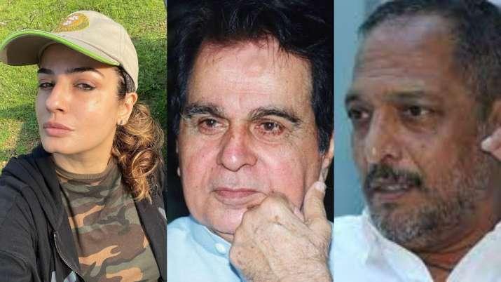 Raveena Tandon, Nana Patekar share emotional posts for late Dilip Kumar | VIDEO