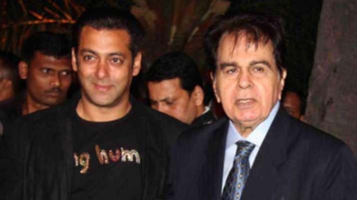 Salman Khan pays tribute to Dilip Kumar: Best actor Indian cinema has ever seen