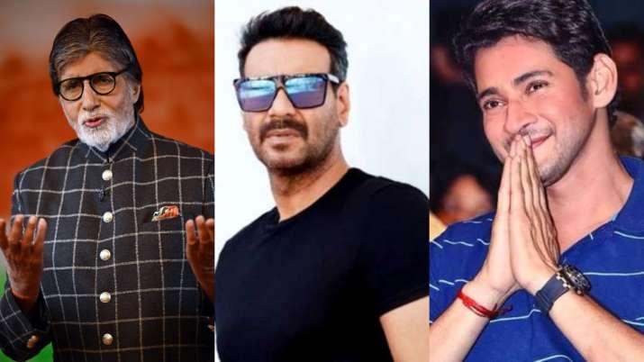 National Doctors' Day 2021: Big B, Ajay Devgn, Mahesh Babu & other celebs say 'Dil se thank you'