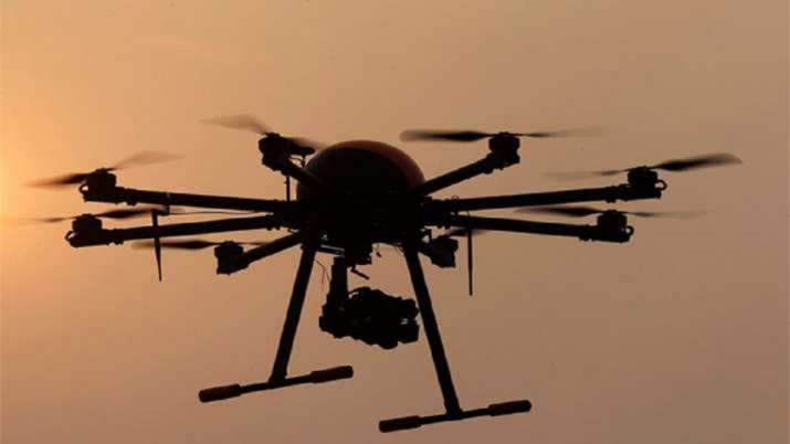 Jammu region drone