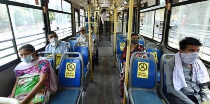 dtc buses 10 percent discount
