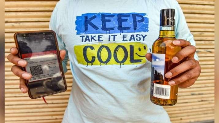 Guwahati online liquor delivery