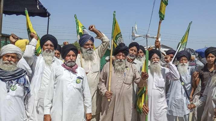 farmers protest delhi jantar mantar latest news