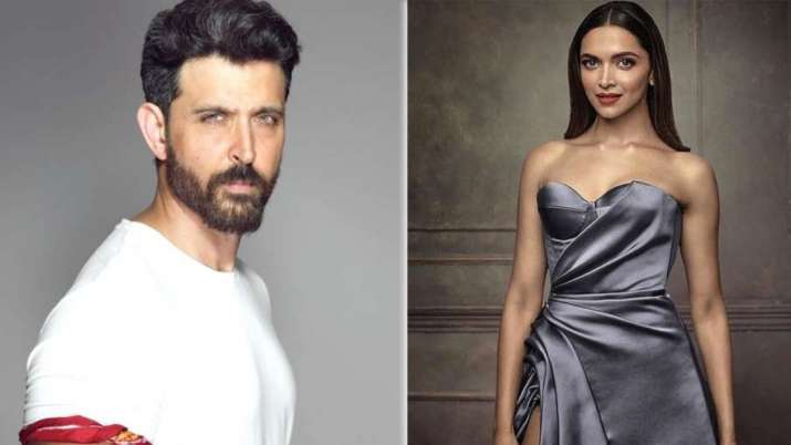 Hrithik Roshan, Deepika Padukone starrer 'Fighter' to be India's first aerial action film