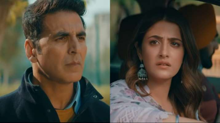 Filhall 2 Out: Akshay Kumar, Nupur Sanon's latest track will remind you of your lost love. Watch vid