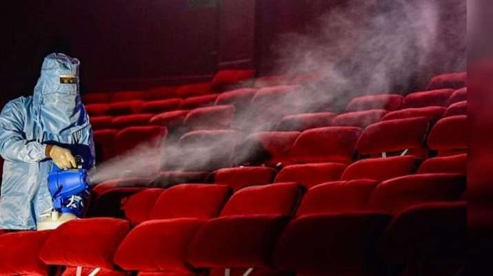 delhi cinema halls reopening