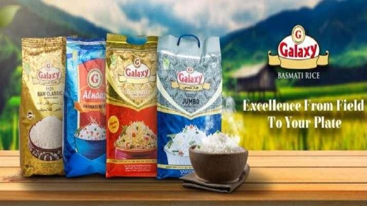Galaxy basmati rice