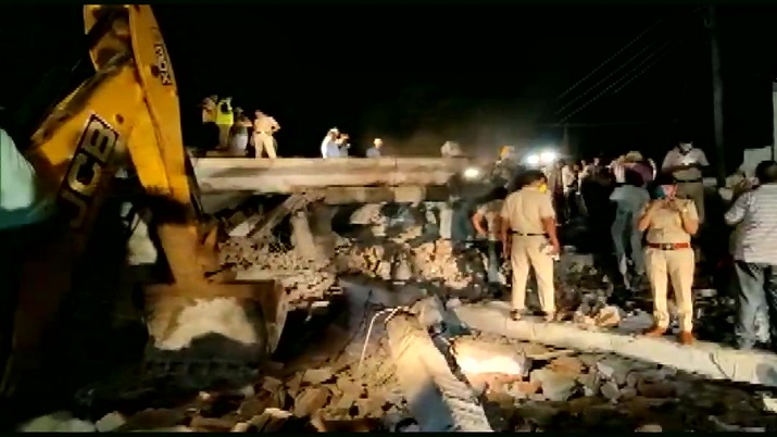 Gurugram: 3-storey building collapses, several feared trapped