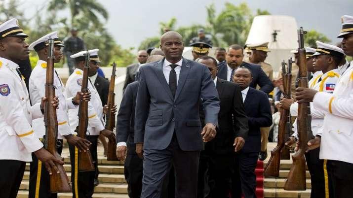 Haiti President Jovenel Moïse,  Jovenel Moïse,  Jovenel Moïse assassinated,  Jovenel Moïse assassina