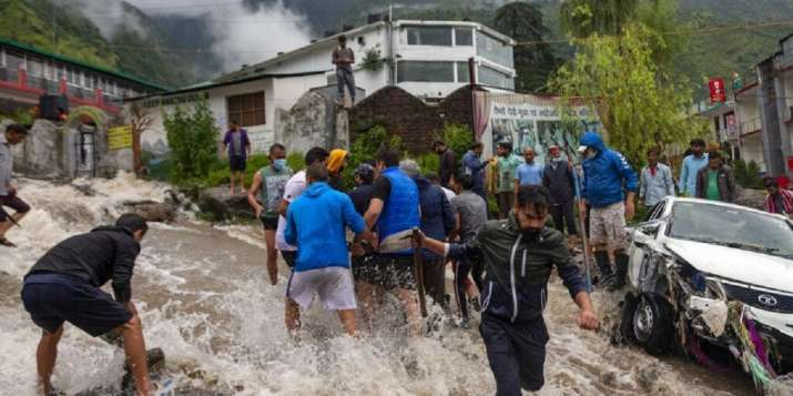 Himachal Pradesh cloudburst: 10 missing, 1 injured in flash
