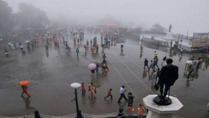 himachal pradesh, heavy rain, heavy rain prediction, heavy rain predicted in himachal, landslide war
