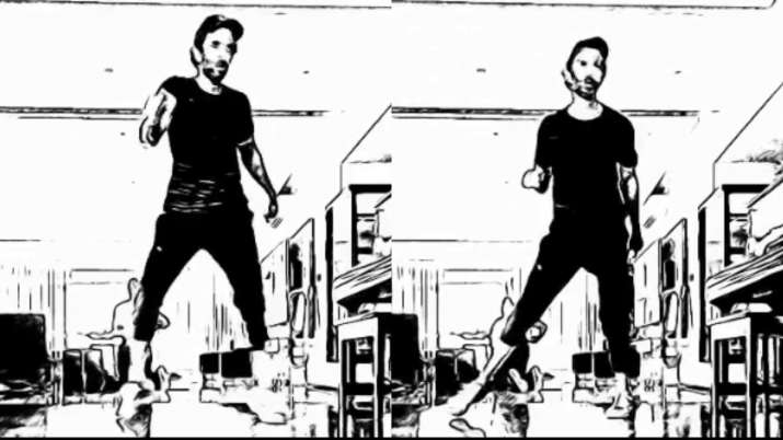 Hrithik Roshan grooves at home in latest video, declares Tuesdays as dance days | WATCH