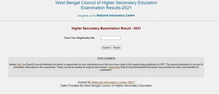 India Tv - Uchha Madhyamik result available online at websites- wbresults.nic.in, wbchse.nic.in