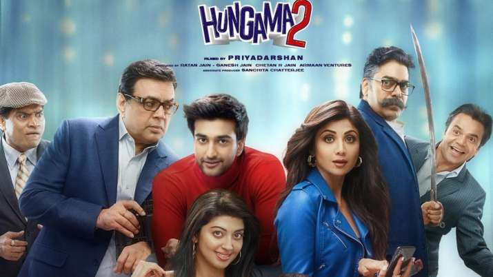 Shilpa Shetty Paresh Rawal Hungama 2 Movie Where To Watch Online, Star Cast, Trailer, Release Date, HD Download