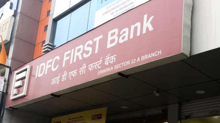 idfc first bank share