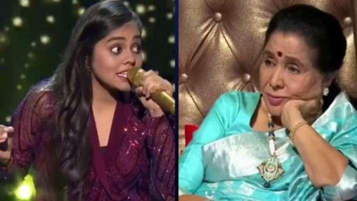 Indian Idol 12: Asha Bhosle lauds Shanmukhapriya