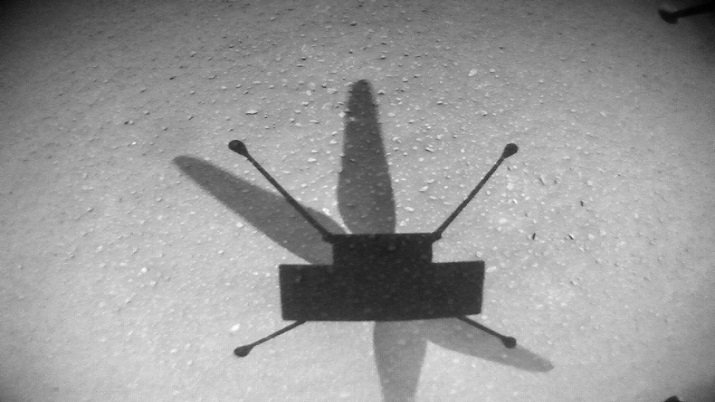 Aerial Mars Exploration, Controlled powered flight on Mars, Flight 9, nasa, nasa Ingenuity helicopte
