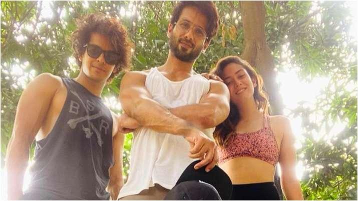 Mira Rajput's video features Shahid Kapoor, Ishaan Khatter and Neliima Azeem.