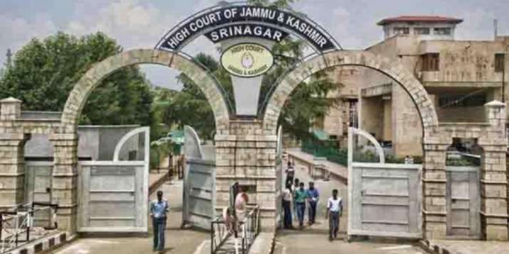 High Court of Jammu and Kashmir and Ladakh