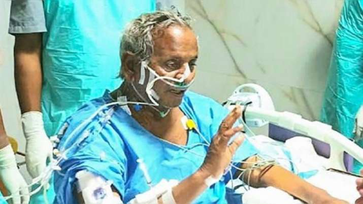 Former UP CM Kalyan Singh's health condition remains