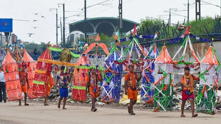Uttar Pradesh govt cancels this year Kanwar Yatra