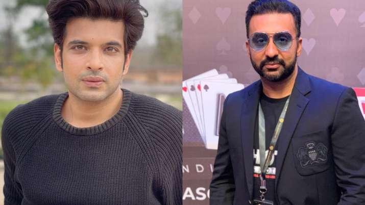 Karan Kundrra reacts to being mistaken for Raj Kundra
