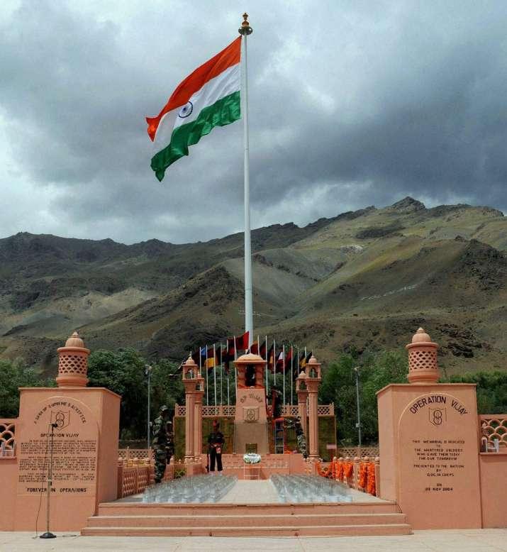 India Tv - kargil war memorial drass