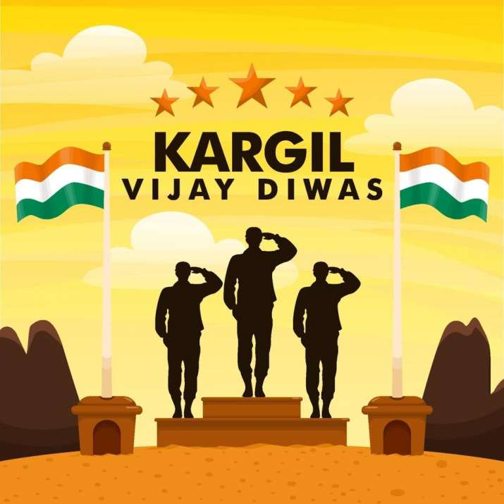 India Tv - Kargil Vijay Diwas 2021: Quotes, HD Wallpapers, Facebook status, SMS and Whatsapp messages for you