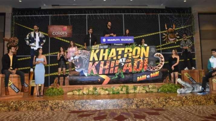 India Tv - Khatron Ke Khiladi 11 press conference