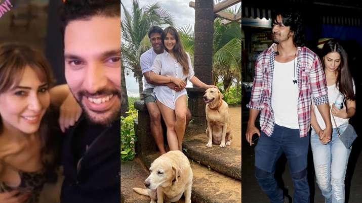 Yuvraj Singh to Harshvardhan Rane, Kim Sharma dated