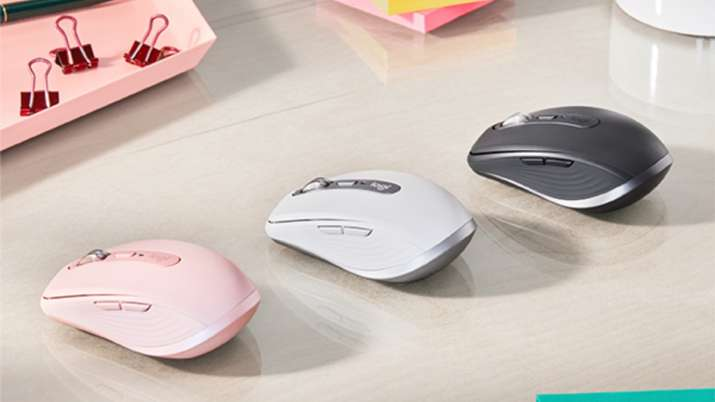 Logitech MX Anywhere 3 compact mouse launched in India: Check price, features - India TV News