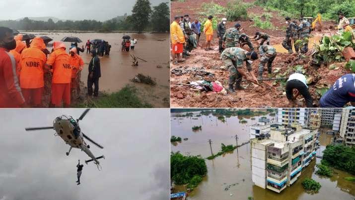India Tv - maharashtra rains