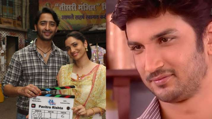 Pavitra Rishta 2: Shaheer Sheikh reveals why Sushant Singh was allowed to play the role of Rajput Manav