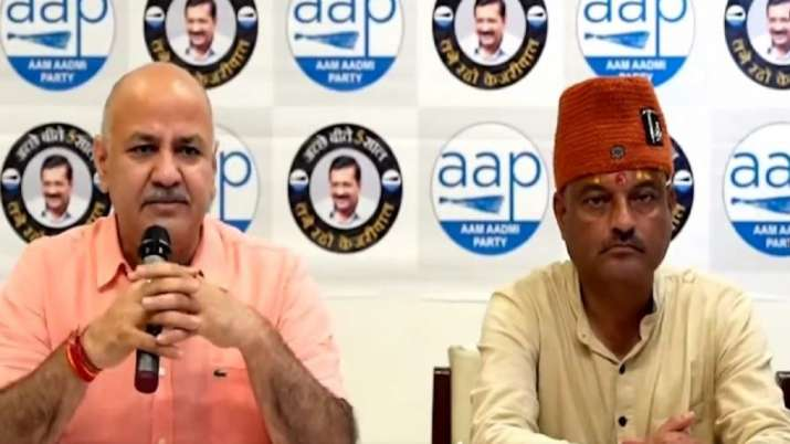 Colonel Ajay Kothiyal may be AAP's CM candidate in