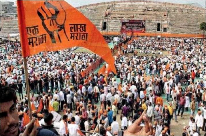 maratha protest