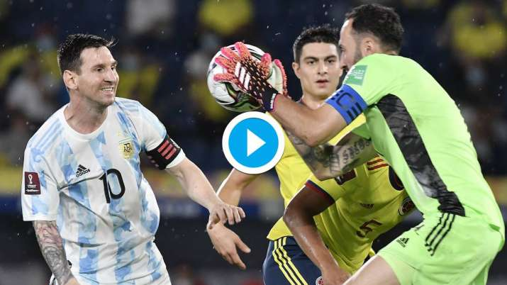 Argentina vs Colombia Copa America 2021 Live Streaming: Find full details on How to watch ARG vs COL