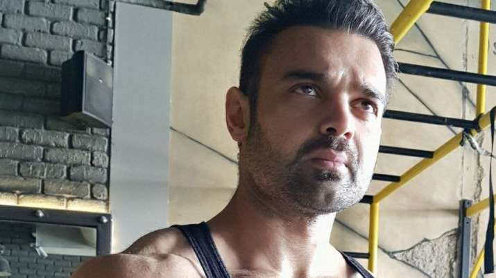 Mithun Chakraborty's son Mimoh takes up mixed martial arts to stay fit