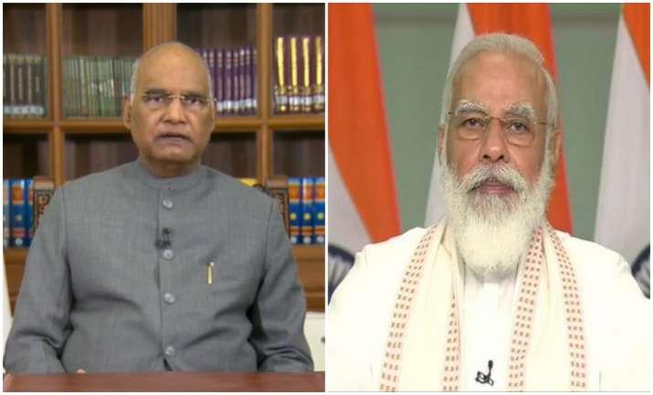 President Kovind, PM Modi, Rahul Gandhi extend wishes to