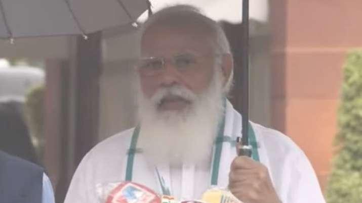 narendra modi, monsoon session