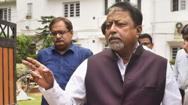 Mukul Roy appointed PAC head in WB Assembly; BJP declines