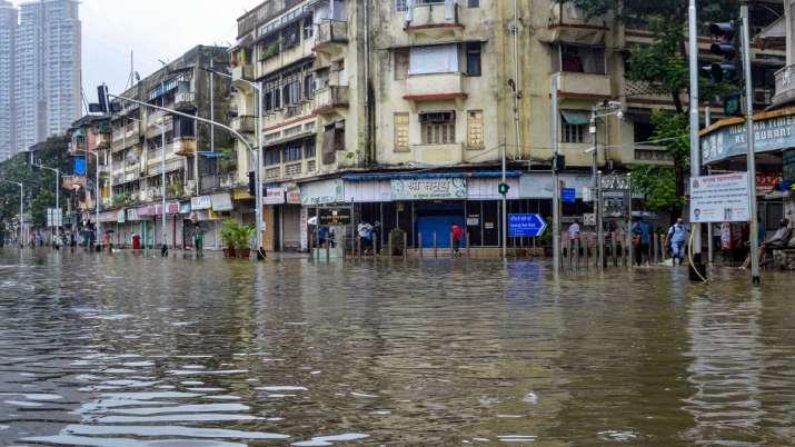 mumbai, mumbai rains, bmc, rain in mumbai, mumbai rain news, mumbai rain, water complex hit, chembur